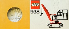Lego 938 Hinges and Turntables