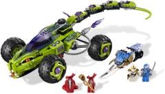 Lego 9445 Fangpyre Truck Ambush