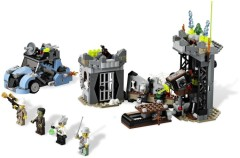 Lego 9466 The Crazy Scientist & His Monster