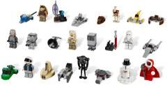 Lego 9509 Star Wars Advent Calendar