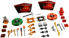 Lego 9591 Weapon Pack