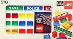 Lego 970 Lighting Bricks