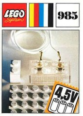 Lego 985 Lighting Device Parts Pack