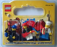 Lego BERLIN Berlin Exclusive Minifigure Pack