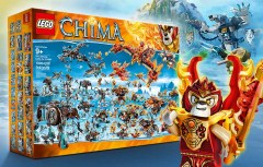 Lego BIGBOX The ultimate battle for CHIMA