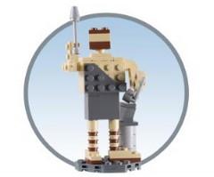 Lego BIRMINGHAM {Vulcan}