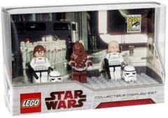 Lego COMCON008 Collectable Display Set 3