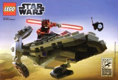 Sith Infiltrator (SDCC 2012 exclusive)