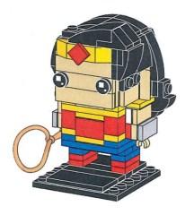 Lego DCBHZ Wonder Woman