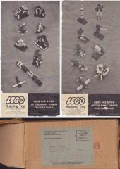 Lego DELMONTE1 Del Monte Building Kit