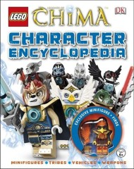 Legends of Chima Character Encylopedia