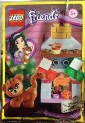 Lego FR561612 Christmas Fireplace