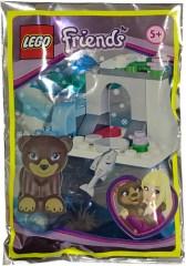 Lego FR561701 Bear in Cave