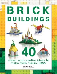 Lego ISBN1438010923 Brick Buildings: 40 Clever & Creative Ideas to Make from Classic LEGO
