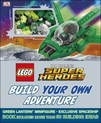 Lego ISBN0241285402 DC Comics Super Heroes Build Your Own Adventure