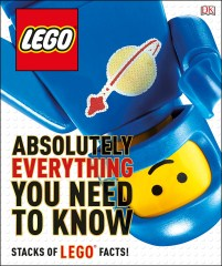 Lego ISBN0241232406 LEGO: Absolutely Everything You Need to Know
