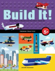 Lego ISBN1513260529 Build It! Things That Fly