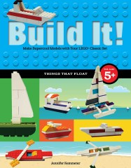 Lego ISBN1513260553 Build It! Things That Float