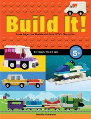 Lego ISBN1513260588 Build It! Things That Go