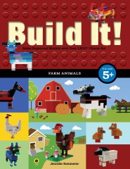 Lego ISBN1513260820 Build It! Farm Animals