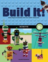 Lego ISBN1513260839 Build It! Robots