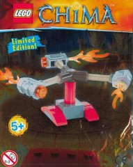 Lego LOC391407 Fire spinner and ramp