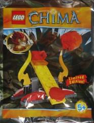 Lego LOC391506 Fire Catapault