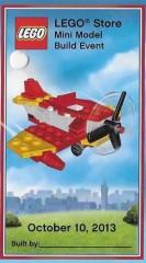 Lego LSMMBE2 Aircraft