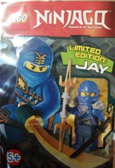Lego NIN891505 Jay minifigure