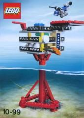 Lego RAMBOLL Ramboll Oil Platform