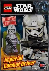 Lego SW911721 Imperial Combat Driver