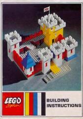 Lego WEETABIX1 Weetabix Castle