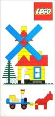 Lego WEETABIX2 Windmill