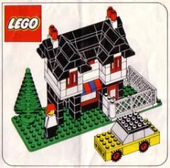 Lego WEETABIX4 House